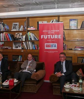 IFA Kamingespräch in Berlin