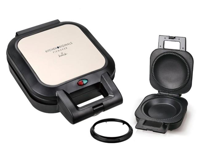 Kalorik Backautomat XL Pie- und Pastetenmaker mit Backampel.