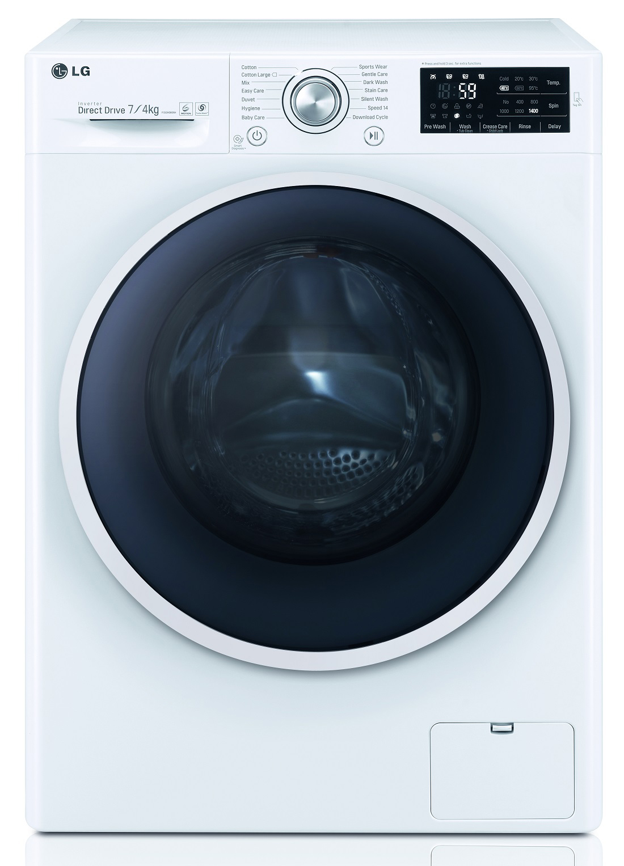 lg waschtrockner f 12u2 hdm 0nh 45 cm ger tetiefe waschen trocknen. Black Bedroom Furniture Sets. Home Design Ideas