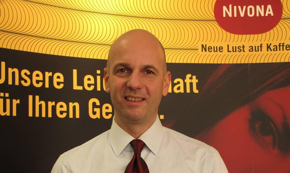 Nivona und die Branche trauen um Thomas Meier (14.02.1967 – 18.11.2015).