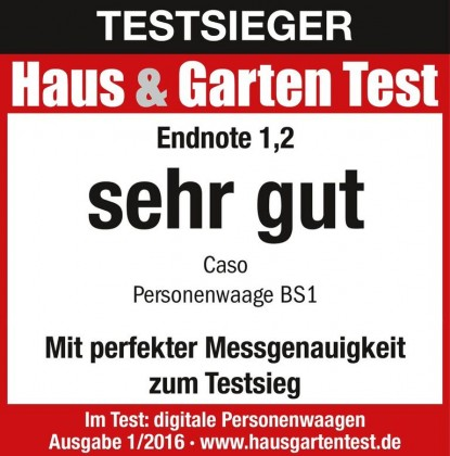 Haus & Garten Test BS1