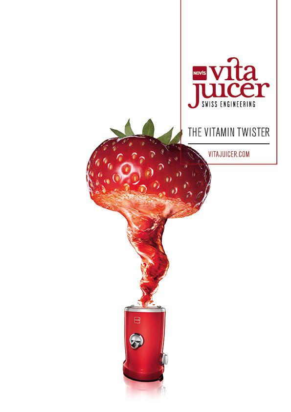 TBA Motiv Erdbeere