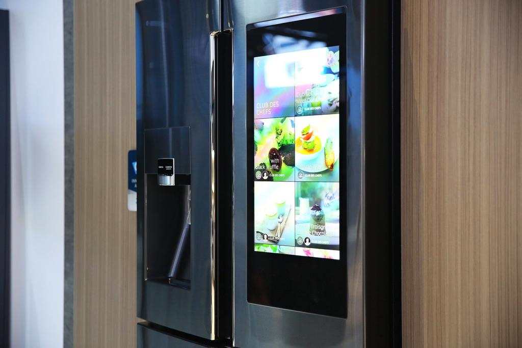 Kühlschrank Samsung : Platine samsung side by side kühlschrank display