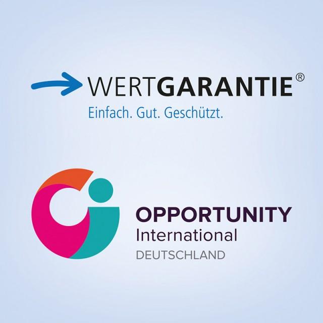Logo Wertgarantie Oppertunity International