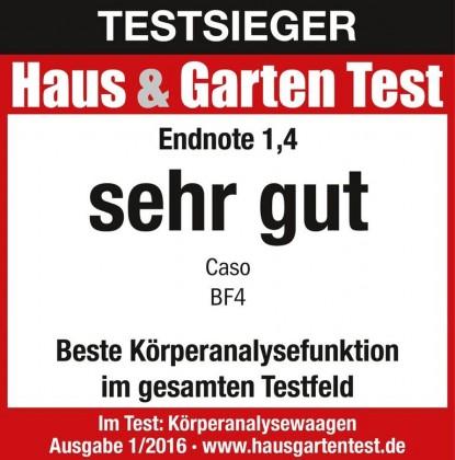Haus & Garten Test BF4