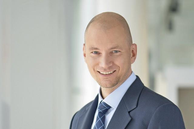 Neuer Electrolux-Großgeräte-Chef (nicht nur) für Europa: Daniel Arler.