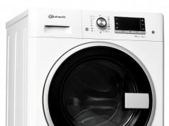 Bauknecht Waschtrockner WATK Prime 10716 für 10 kg Waschen und 7 kg Trocknen.