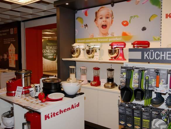 KitchenAid war auf der EK LIVE in aller Munde.