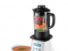 Klarstein Standmixer und Suppenbereiter Soup-Chef in Weiß