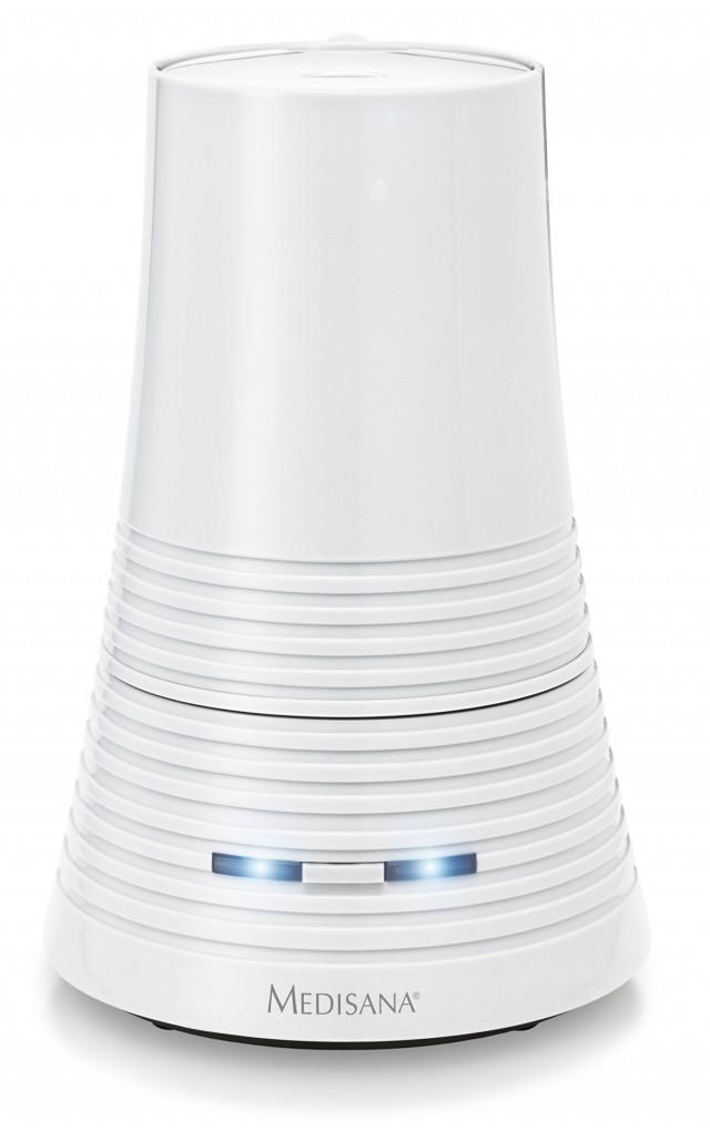 Medisana Luftbefeuchter AH 662 mit Ultraschall-Technologie.