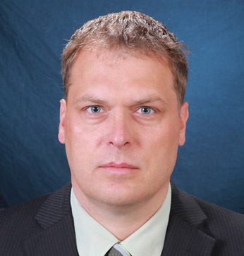 Matthias Wiegleb leiter die Service-Abteilung.