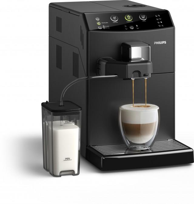 Der Philips Easy Cappuccino Kaffeevollautomat HD8829/01