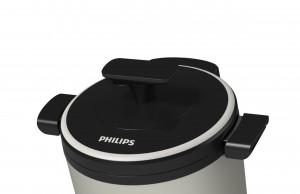 Der Philips Avance Collection Multikocher HR2206/80
