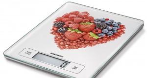 Soehnle Küchenwaage Page Profi mit 15 Kilogramm Tragkraft.
