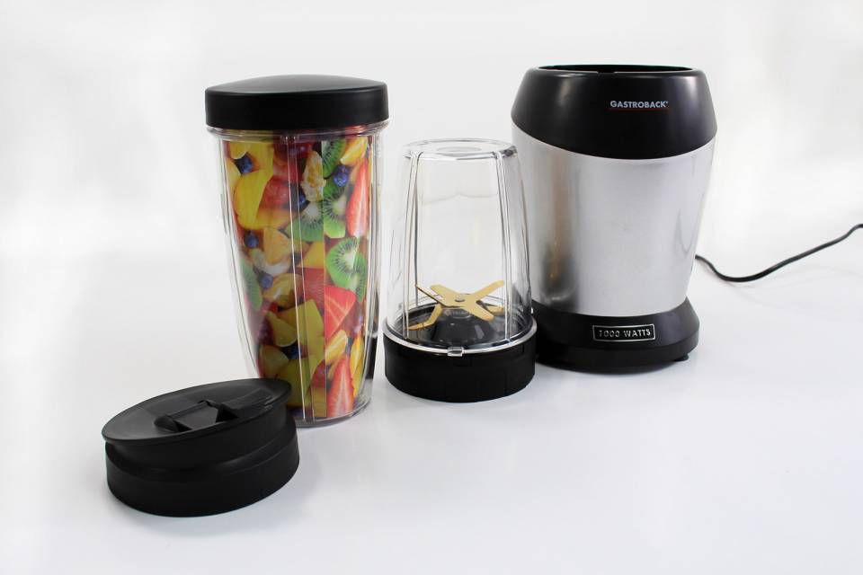 Gastroback Micro Blender Test - Set