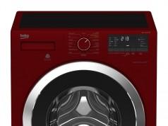 Beko Waschmaschine WMY 71433 mit 15 Programmen.