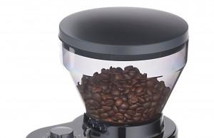 Cloer Kaffeemühle 7520 mit Kegelmahlwerk.