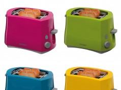 Cloer Toaster 3317 mit Touch Protection.