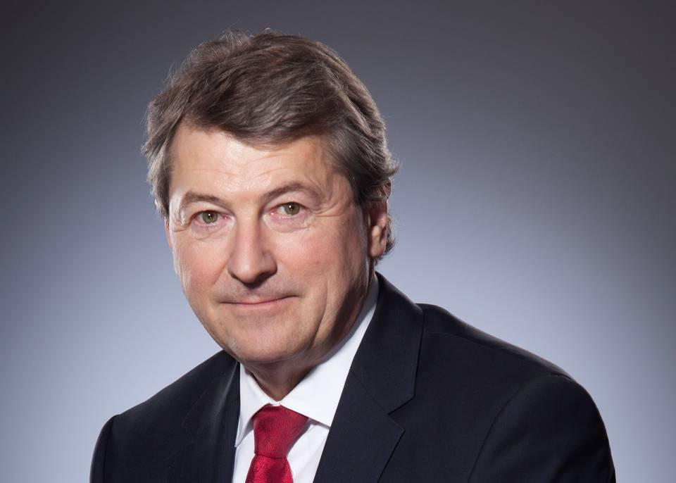Hans-Otto Schrader, Vorstandsvorsitzender der Otto Group