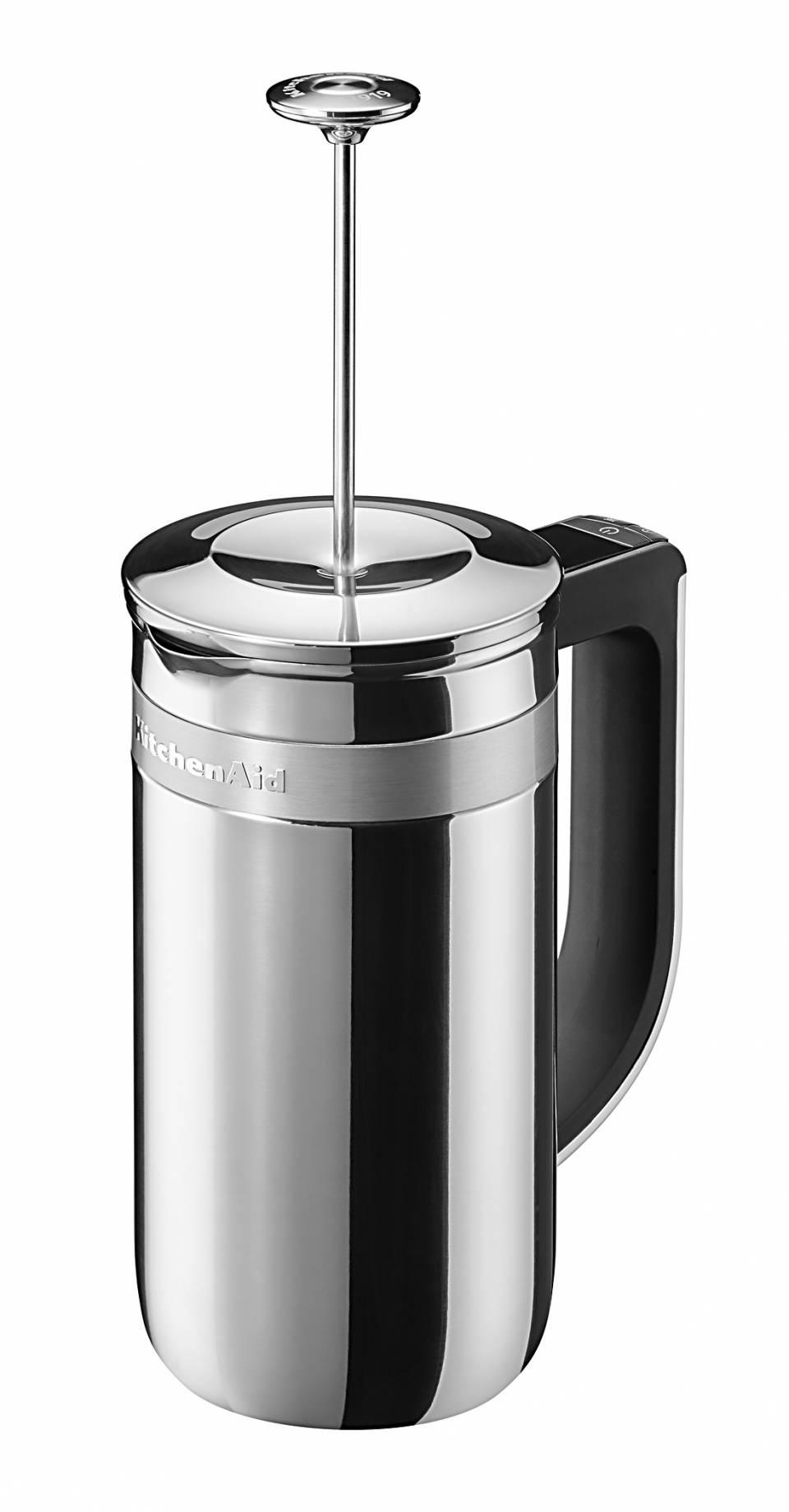 KitchenAid Kaffeezubereiter Präzisions-Presse Artisan mit integrierter Waage.