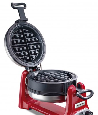 KitchenAid Waffeleisen Artisan mit Cool-Reach-System.