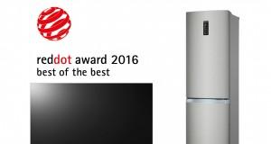 Als einziges Unternehmen hat LG gleich zwei Best of the Best Awards in einem Jahr gewonnen.
