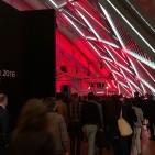 Der Auftakt: Händler, Geschäftspartner und Medienvertreter strömen zum LG Innofest 2016