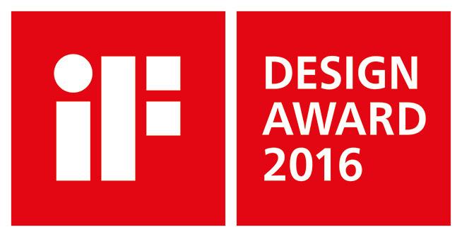 iF Desing Award 2016