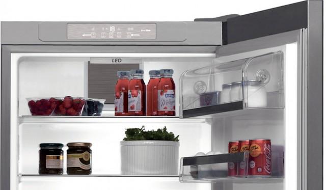 Flexibler Innenraum mit Technologien, die Lebensmittel länger frisch halten – die KGSF 20P A4+ IN überzeugt die ETM-Tester auf ganzer Linie.