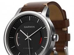Garmin Fitnesstracker viomove ist Uhr und Fitnesstracker.