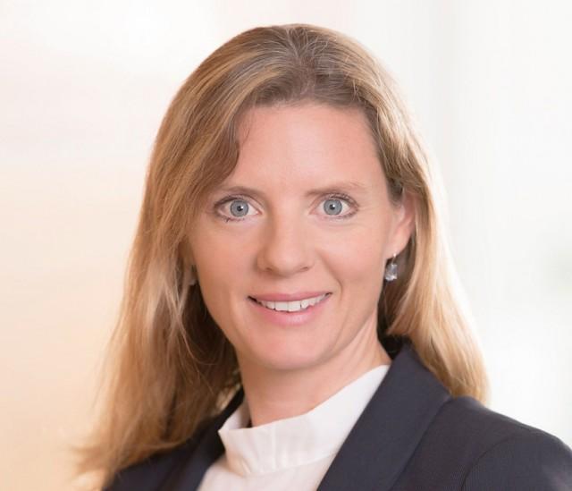 """Freut sich über die Auszeichnung zur """"Fachhandelsmarke des Jahres"""": Kerstin Glanzer."""