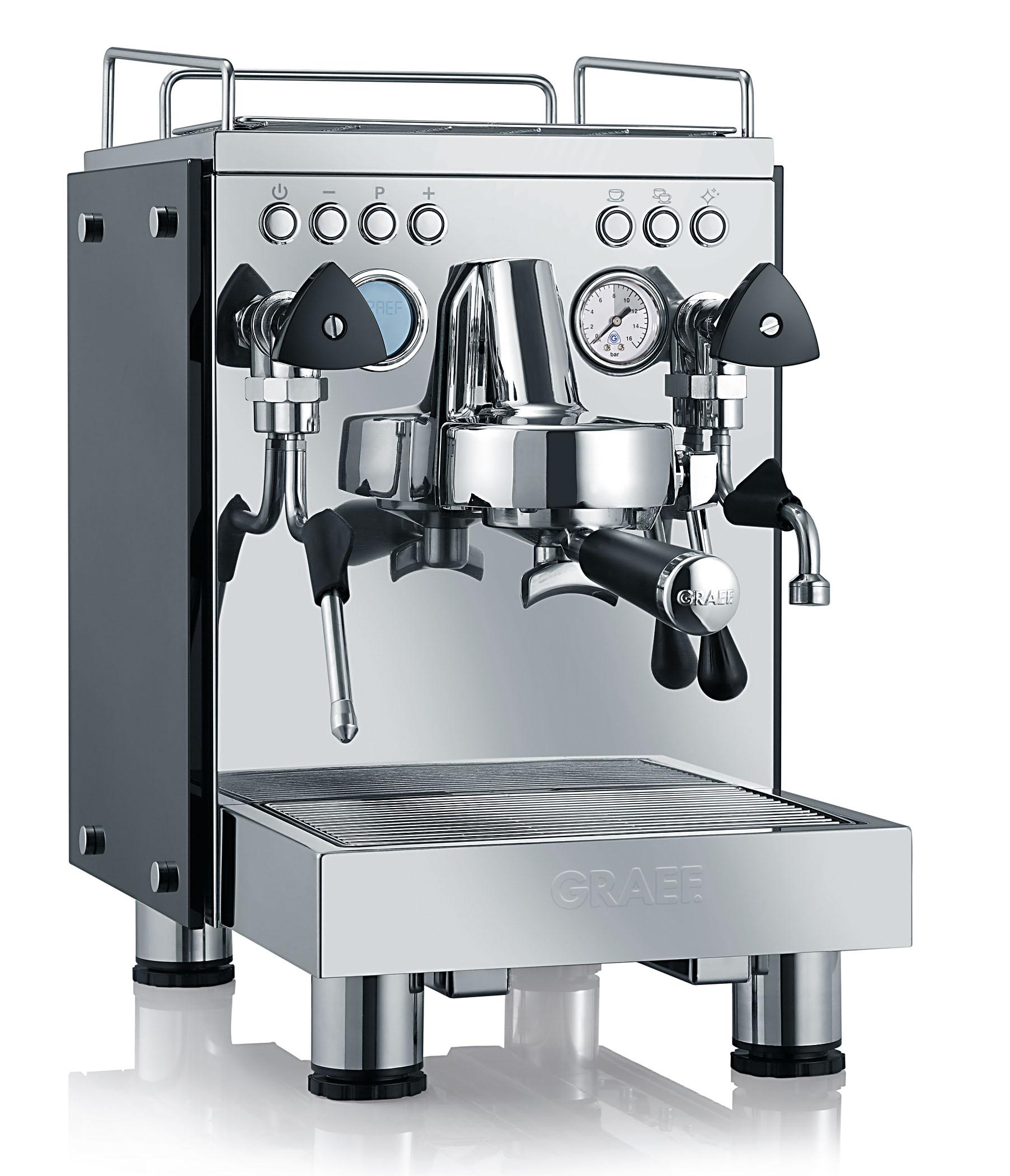 graef espresso kaffeemaschine contessa. Black Bedroom Furniture Sets. Home Design Ideas