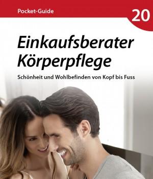 Soeben erschienen: Pocket Guide 20 zum Thema Körperpflege.
