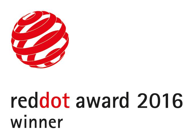 Reddot Award Gewinner 2016