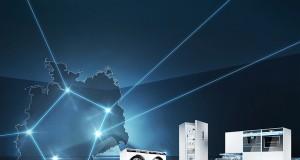 On Tour: Deutschlandtournee der Siemens Roadshow.