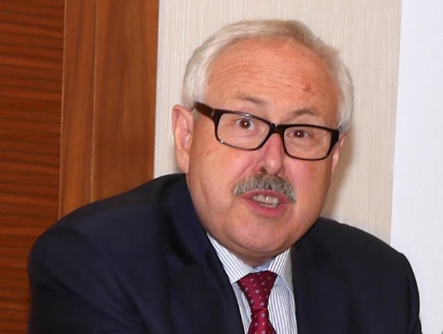 Michael Ziesemer, Präsident des ZVEI