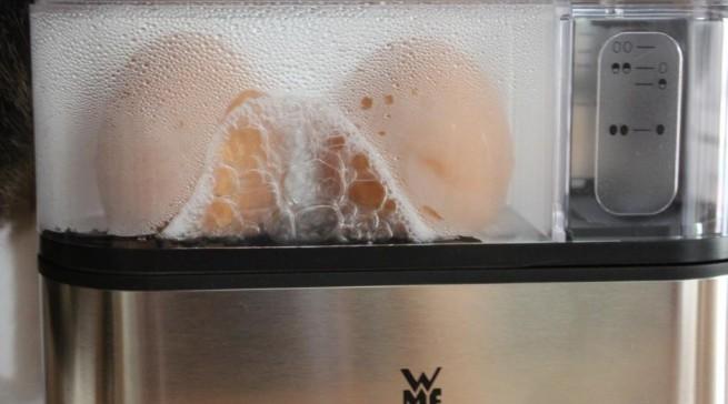 WMF Küchenminis Eierkocher Detail