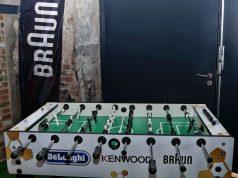 Kicker Braun D'Longhi Kenwood