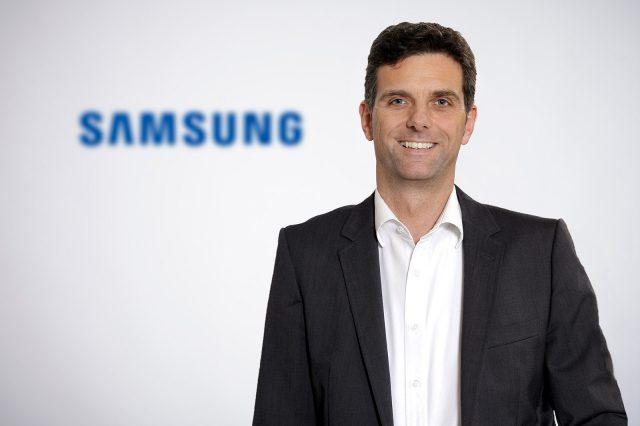 Verstärkt ab Juni das Management der Samsung Electronics GmbH als Director Human Resources: Stefan Grötecke.