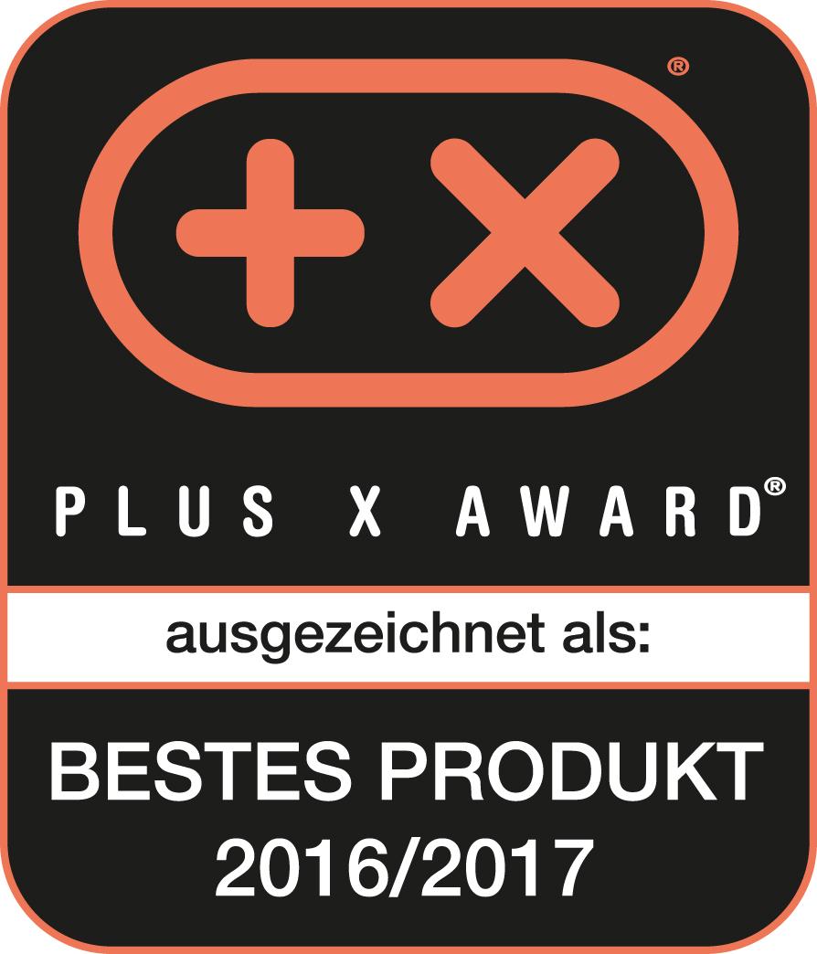 Logo Beurer Plus X Award Bestes Produkt