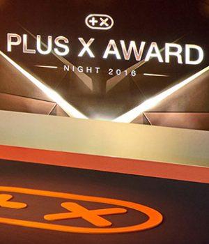 Plus X Award Night 2016