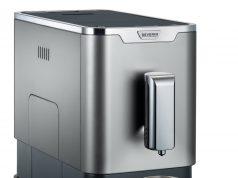 Severin Kaffeevollautomat KV 8090 mit Speed-Modus.