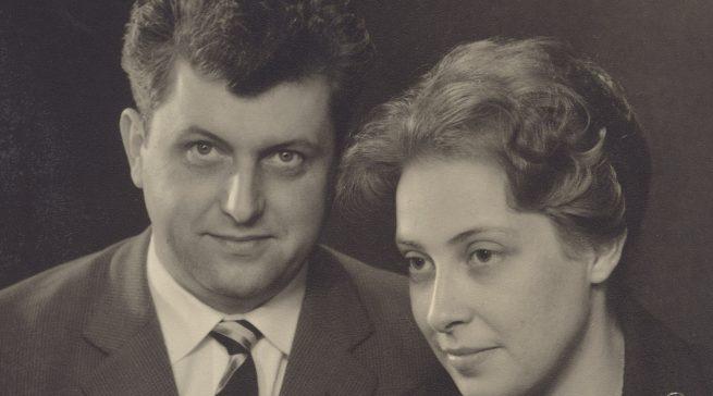 September 1966: Friedrich und Gisela Unold gründeten in Offenbach am Main eine Handelsvertretung für elektrotechnische Produkte namhafter Firmen.