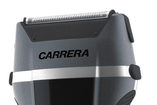 Carrera Rasierer No421 geeignet für Damen und Herren.