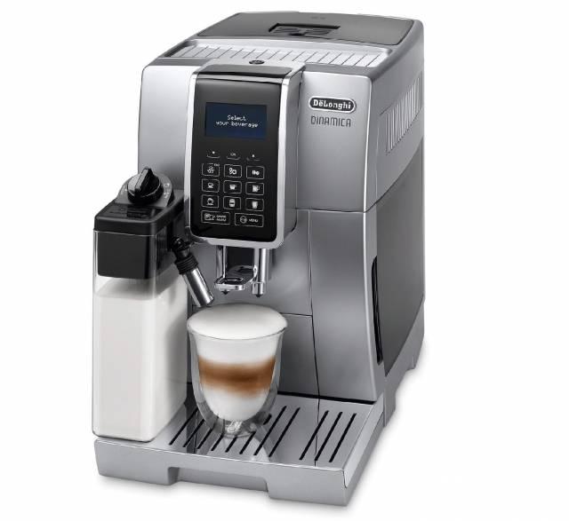 Der De'Longhi Kaffee-Vollautomat Dinamica ECAM 350.75.S