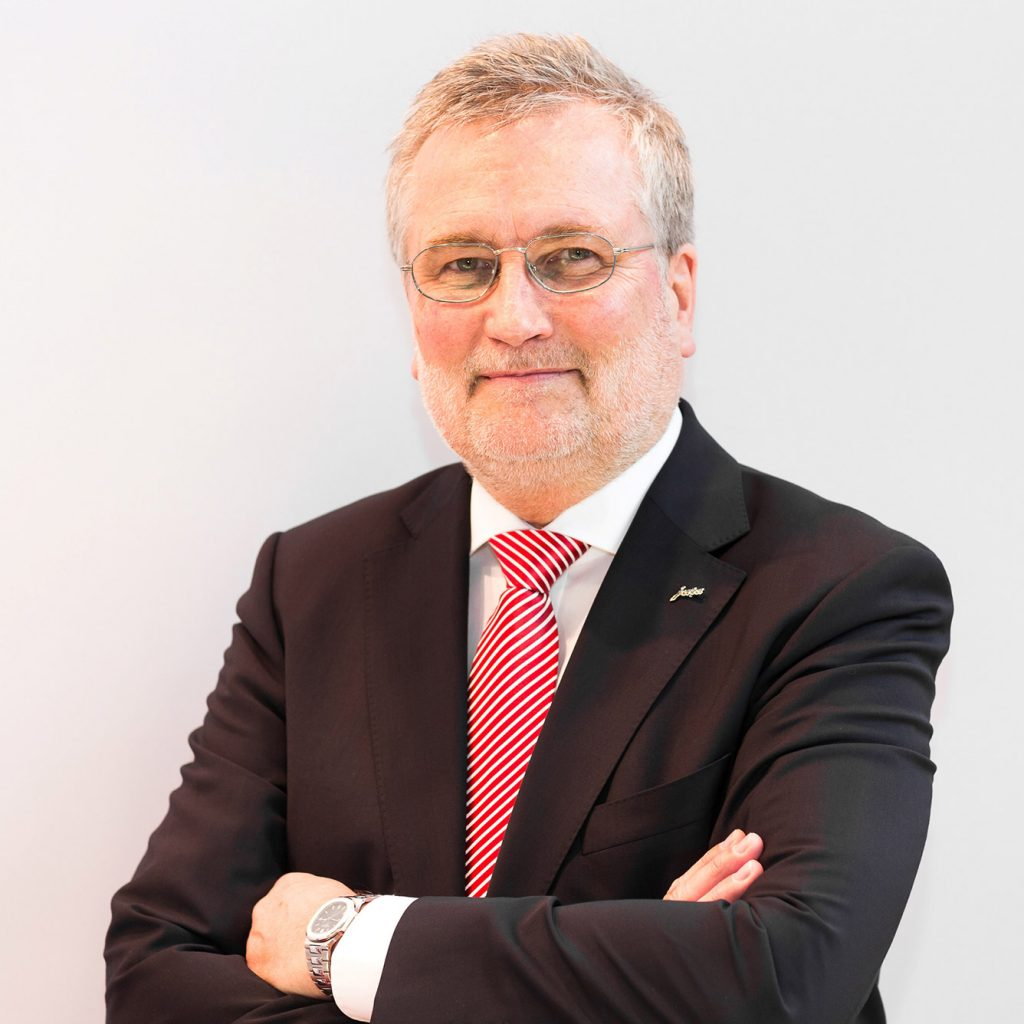 Für ihn zählt vor allem eines - das perfekte Kaffeeresultat, Jura Geschäftsführer Rolf Diehl