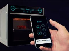IFA-Premiere für den Gitterrost, der sich bequem per Smartphone-Touch steuern lässt.