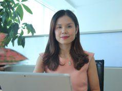 Hat auf der IFA ihren ersten offiziellen Auftritt: Candy Pang ist neue Geschäftsführerin von Hisense Germany.