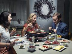 Mit reichlich Fun-Faktor: Kochen am Tisch liegt im Trend. Solis hat die passenden (multifunktionalen) geräte dazu.