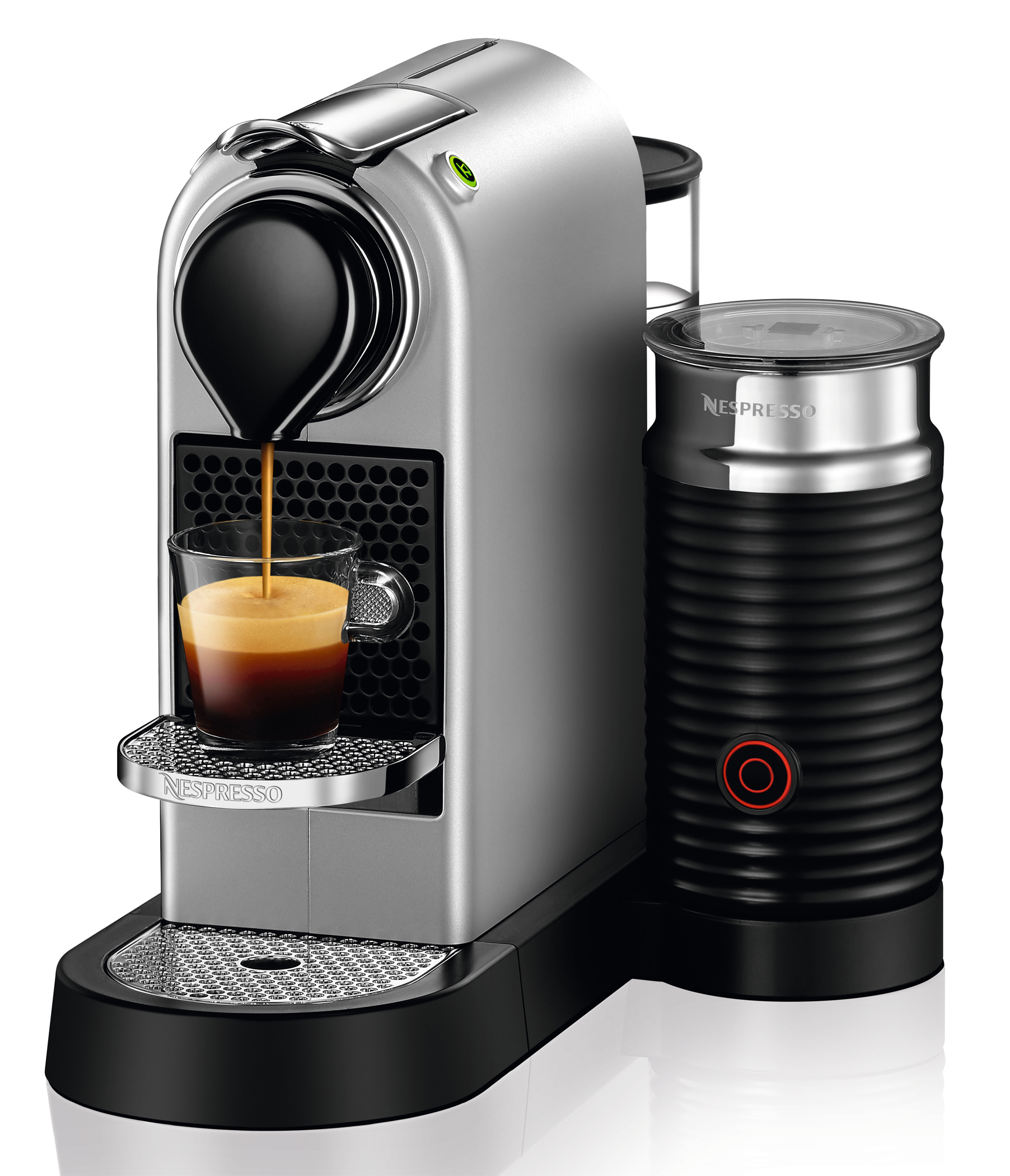 nespresso kaffeemaschine citiz restyling. Black Bedroom Furniture Sets. Home Design Ideas